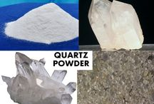 Supplier ofQuartzPowder in India / Supplier of Quartz Powder in India, Manufacturer of Quartz Powder in India - We are prominent company engaged in offering superior quality Quartz Powder. We provide Quartz powder in the form of snow white, milky white, super semi and semi white. Quartz powder is used for fiber glass, glass floats, insulator, sanitary ware, refractory, paint, television picture tube and semi-conductors.