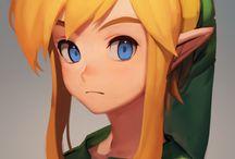 Legend of Zelda etc.