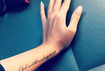 Tattoos I LOVE!