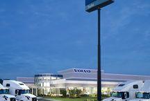 Dealerships / by Volvo Trucks USA