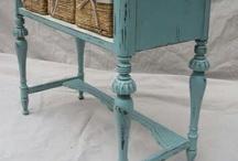 Furniture / by Jeannette Portscher Mulligan