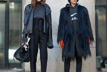 Образы: брюки с защипами