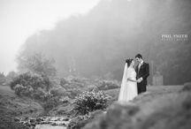 All weather weddings - when the sun isn't shining!
