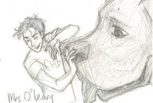 My crazed obsession of percy jackson