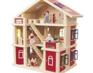 Dolls houses play centres / These are all made of wood with amazing quality and price, go to www.onestopsensoryshop.com.au for more info
