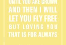 To my beloved children
