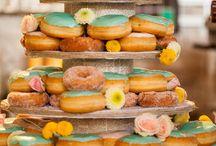Wedding Desserts & Cakes