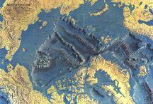 Maps of Arctic