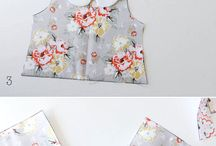 Sewing pattern *clothing