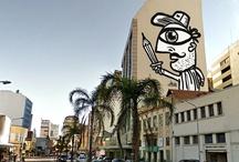 POA _Montagem Virtual em Porto Alegre -  Artista Claudio dAdda / Projeto Intervenção Virtual Montagem Virtual em Locações de Porto Alegre, RS Artista Claudio dAdda