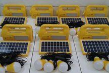 Solar generator mp3 & radio