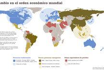 Mapas Mundo / Mapas del Mundo