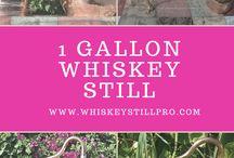 1 Gallon whiskey Still