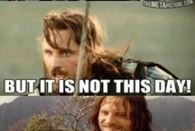 Lord of the ring and the hobbit