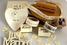 Hochzeit, Trauung, Wedding / Material für Hochzeitsdeko und Accessoires