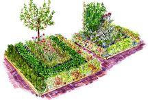 Yard ideas / by Sharla Horner