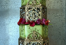 Cakes with a capital C ! / Cakes that go beyond your average wedding cake, these are amazing works of art.