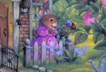 Art - Fables / Various artists and authors of children's books and pictures.