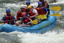 White Water Rafting / by Key To The Rockies Vacation Rentals