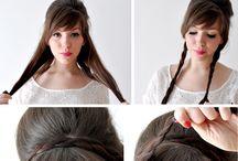 Creative hair ideaz