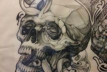 Tattoo: Fotos pra estudo