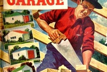Vintage magazines and posters