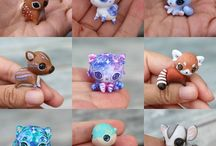 Cute Polymer Clay Things
