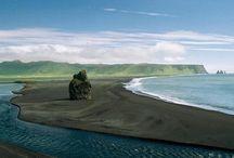 Travel: moodboard Iceland