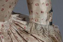 Pukuja 1700-luvulta