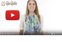 BeBibs - YouTube / Here you will see snip-its of BeBibs protecting your clothes from unwanted spills and stains through our YouTube channel!  Stayed updated on Pinterest as to when new YouTube videos come out!