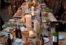 dinners al fresco