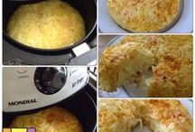 Receitas air fryer