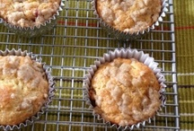 #BakeTogether Cornmeal Buttermilk Muffins ~Sweet or Savory
