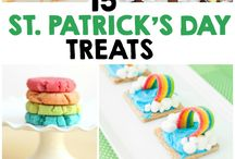 CELEBRATE: St. Patrick's Day / Crafts, printables, recipes, and party ideas for a fantastic St. Patrick's Day!