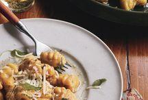 Pasta and gnocchi recipes