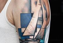 Sailing Tattoos