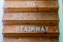 Stair to...