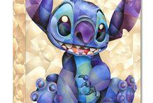 Tom Matousek Disney Art