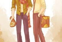 Gred a Feorge Weasley