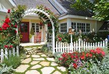 Cottage gardens / gardens