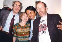 Photos of Henri Nouwen with Friends