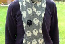 Halstørklædemønstre