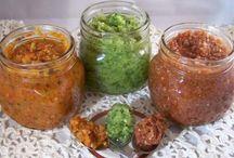 Salsa, Sauce, Dip, Relish, Pickles