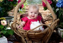 Easter Portraits + Baby Bunnies Oh My
