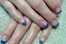 Nails and more Nails