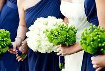 Green / Lake Chelan Florist | J9Bing Floral Design