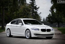 bmw 535i / by Gerald Pimpleton
