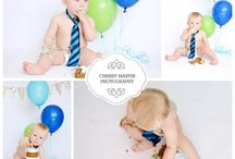Photography (Cake Smash)