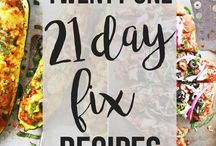 21 Day Fit Recipes