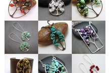 Tree of Life Jewelry / Beautiful Tree of Life Tutorials to make...,DIY